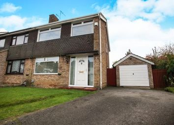 Thumbnail 3 bedroom semi-detached house for sale in Handcross Road, Luton, Bedfordshire, Stopsley