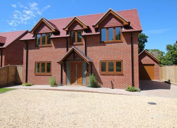 Thumbnail 4 bed detached house for sale in Shorefield Crescent, Milford On Sea, Lymington