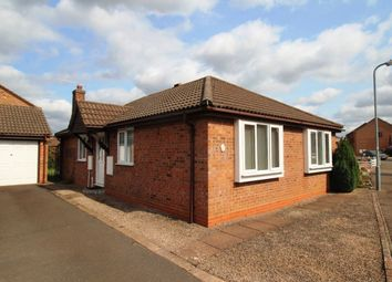 Thumbnail 3 bed bungalow for sale in Petunia Close, Worcester
