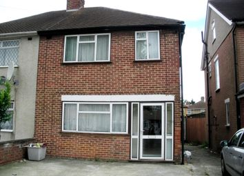 Thumbnail 3 bed semi-detached house to rent in Shakespeare Avenue, Hayes