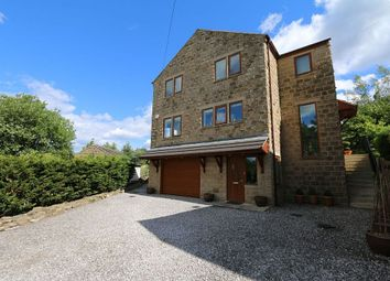 Thumbnail 4 bedroom detached house for sale in 10, The Croft, Thwaites, Keighley, West Yorkshire