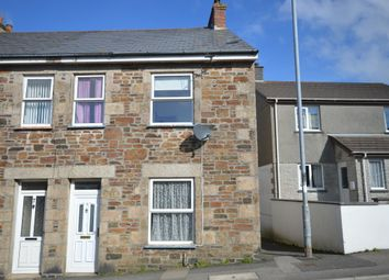 Thumbnail 3 bedroom end terrace house to rent in Wesley Street, Redruth