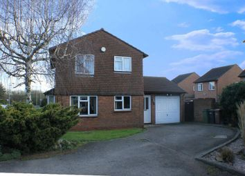 Thumbnail 4 bedroom detached house for sale in Leamington Road, Luton, Bedfordshire