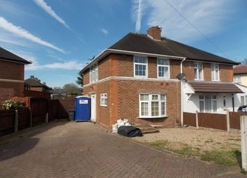 Thumbnail 3 bedroom semi-detached house to rent in Crossfield Road, Kitts Green, Birmingham