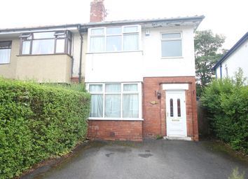 Thumbnail 3 bed semi-detached house for sale in The Mall, Ribbleton, Preston, Lancashire
