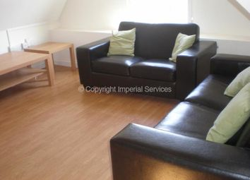 Thumbnail 4 bed flat to rent in Claude Road, Cardiff