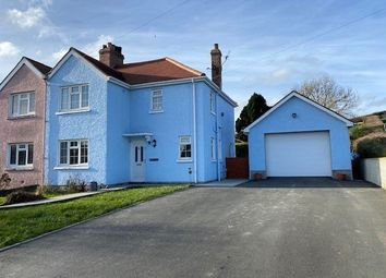 Thumbnail 3 bed semi-detached house for sale in Llwyncelyn, Aberaeron