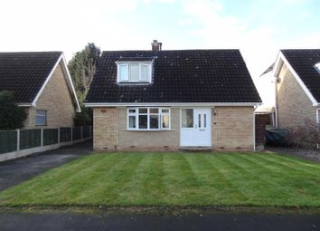 Thumbnail 3 bed detached bungalow to rent in Mcgredy Drive, Shrewsbury