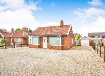 Thumbnail 2 bed detached bungalow for sale in School Lane, Toftwood, Dereham