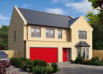 "Thumbnail 5 bed detached house for sale in ""The Kirkham"" at Wharfedale Avenue, Menston, Ilkley"