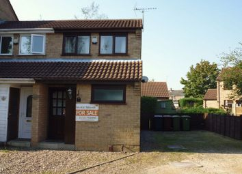 Thumbnail 1 bedroom semi-detached house to rent in Elsham Close, Lincoln