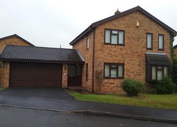 Thumbnail 4 bedroom detached house for sale in Carnoustie Drive, Sutton Hill, Telford