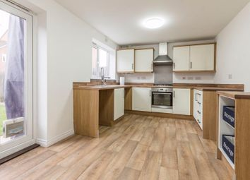 Thumbnail 3 bed terraced house for sale in Lockwood Court, Newport