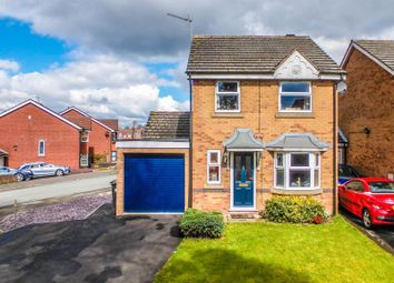 Thumbnail 3 bed detached house for sale in Hill Village Road, Werrington, Stoke-On-Trent