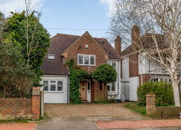 Thumbnail 4 bed detached house for sale in Elm Tree Avenue, Esher
