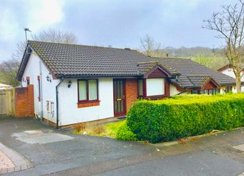 Thumbnail 2 bed semi-detached bungalow for sale in Penshannel, Neath Abbey, Neath