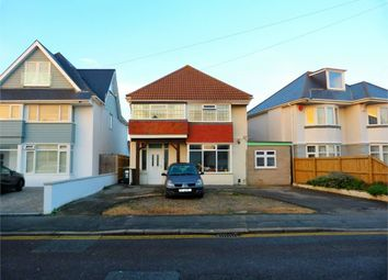 Thumbnail 4 bedroom detached house for sale in Southbourne Overcliff Drive, Bournemouth, Dorset