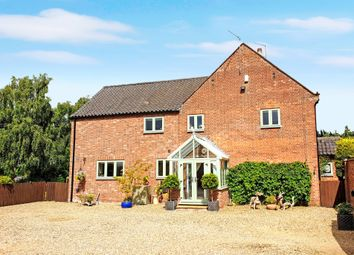 Thumbnail 5 bed detached house for sale in Flixton Road, Bungay