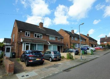 Thumbnail 3 bed semi-detached house for sale in Woodgate, Leavesden, Watford, Herts