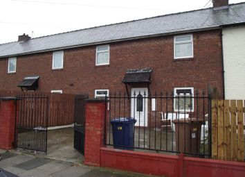 Thumbnail 2 bedroom terraced house to rent in Scrogg Road, Walker, Newcastle Upon Tyne