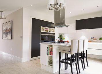 "Thumbnail 5 bedroom detached house for sale in ""The Cotham"" at Harrogate Road, Apperley Bridge, Bradford"