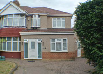 Thumbnail 6 bed semi-detached house for sale in Broadwalk, Heston
