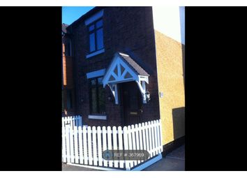 Thumbnail 2 bed semi-detached house to rent in Mill Lane, Madeley, Crewe