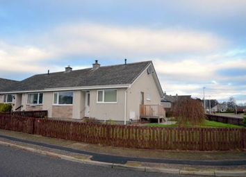 Thumbnail 3 bedroom semi-detached house for sale in 12 Elm Grove, Nairn