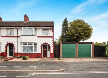 Thumbnail 3 bed end terrace house for sale in Olma Road, Dunstable