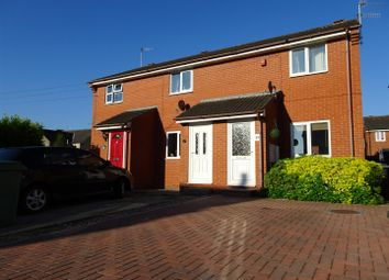 Thumbnail 2 bed town house for sale in Albert Avenue, New Whittington, Chesterfield
