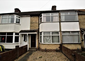 Thumbnail 2 bed terraced house for sale in Cromwell Road, Cambridge