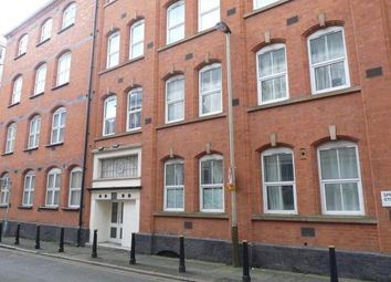 Thumbnail 1 bed flat to rent in 3 Duke Street, Leicester