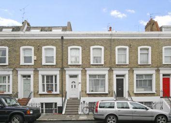 Thumbnail 1 bed flat to rent in Raynham Road, Brackenbury Village, London