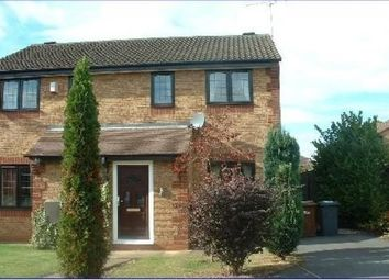 Thumbnail 2 bed property to rent in Hylton Close, Branston, Burton-On-Trent