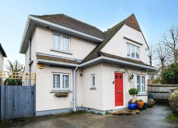 Thumbnail 3 bed detached house for sale in Monument Hill, Weybridge, Surrey