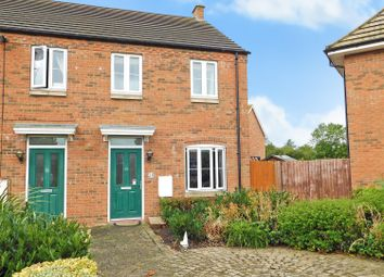Thumbnail 2 bed end terrace house for sale in Bishop Tozer Close, Burgh Le Marsh, Skegness