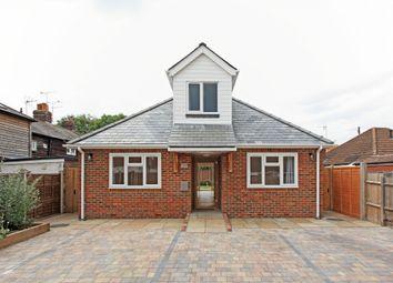 Thumbnail 3 bed detached house to rent in London Road, Dunton Green, Sevenoaks, Kent