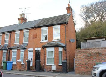 Thumbnail 2 bed end terrace house for sale in Western Road, Aldershot