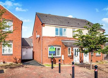 Thumbnail 3 bed semi-detached house for sale in Caldera Road, Hadley, Telford