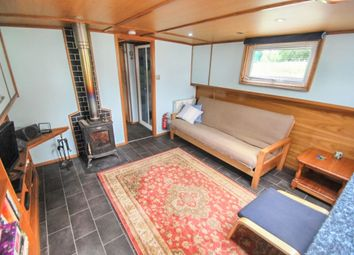 Thumbnail 1 bed houseboat for sale in Wilsham Road, Abingdon