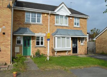 Thumbnail 2 bed terraced house for sale in Furzebrook Road, Colwick, Nottingham, Nottinghamshire