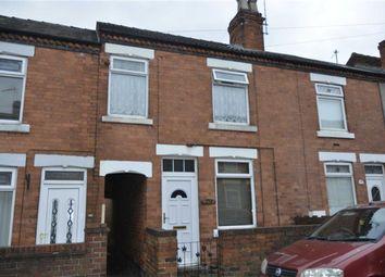 Thumbnail 2 bedroom terraced house for sale in Parkin Street, Alfreton