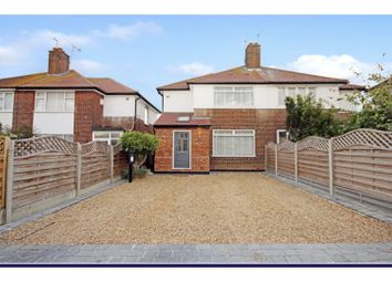 Thumbnail 3 bed semi-detached house for sale in Glenmore Road, Welling