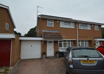 Thumbnail 3 bed semi-detached house for sale in Poplar Court, Lumbertubs, Northampton