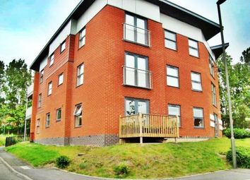 Thumbnail 2 bedroom flat for sale in Wheelers Court, Occupation Lane, Swadlincote, Derbyshire