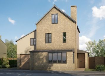Thumbnail 4 bedroom detached house for sale in Ash Place, Berry Close, Stretham, Ely