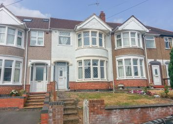 Thumbnail 3 bed terraced house for sale in Dallington Road, Coventry
