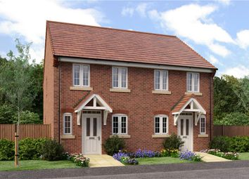 "Thumbnail 2 bedroom town house for sale in ""Burroughs"" at Radbourne Lane, Derby"