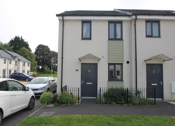 Thumbnail 2 bedroom end terrace house for sale in Polperro Place, Plymouth