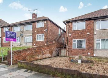 Thumbnail 2 bed maisonette for sale in Rochester Drive, Bexley
